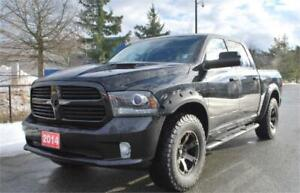 2014 Ram 1500 Sport FULL LOAD UNDER 100K KMS!!