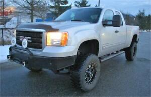 2011 GMC Sierra 2500HD SLE LIFTED, BACKUP CAM, MOTOR MAYHEM RIMS