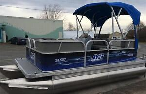 ***NEW*** BANCROFT PONTOON BOAT RENTAL!