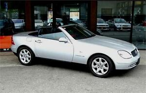 1997 Mercedes-Benz SLK-Class SLK230 Convertible 54K's ON SALE!!!