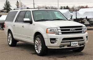 2017 Ford Expedition Max Platinum 4x4