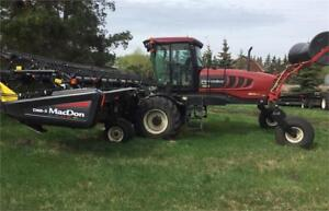 FOR SALE: 2012 MACDON M155 with 35' D65 HEADER
