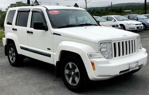 2008 Jeep Liberty Sport - $3067.50 On the Road!