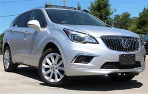 2016 Buick Envision AWD Leather Heated Seats Navi Bluetooth Rem.