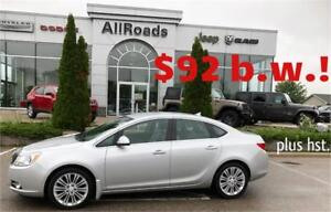 2014 Buick Verano Convenience group, clean/clean history