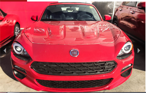 2017 FIAT 124 SPIDER CLASSICA TURBO CONVERTIBLE, YOUR NEW WHIP !