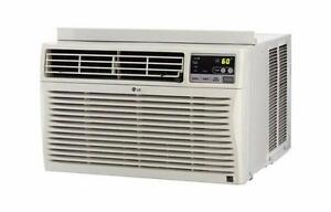 Climatiseur de Fenêtre 12000 BTU LW1213ER LG - LG LW1213ER 12000 BTU Window Air Conditioner -  BESTCOST.CA