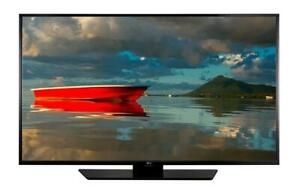 LG 55LX341C 55 Edge LED Commercial Lite Integrated HDTV, 1080P, 330cd/m2 (Factory refurbished)