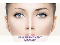 Permanent beauty makeup, wake up with makeup