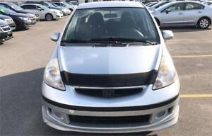 2007 Honda Fit Sport ,PL,PW,RADIO.AC. ALLOY CERTIFIED