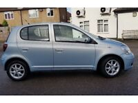 Toyota Yaris 1.3 blue edition (2004) in excellent condition