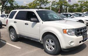 2011 Ford Escape XLT-AWD-Power Seats-3.0L-Certified