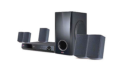 LG BH5140S - 5.1Ch 500W 3D Blu-ray Home Theater System (Original Acc Included)