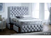 BEDS - divan 🛌 & 🛷🛷 -🚚FREE DELIVERY 🚚