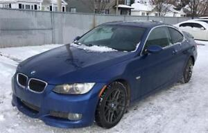 BMW 335 XDRIVE 2008 M PACKAGE MANUAL 6SPEED