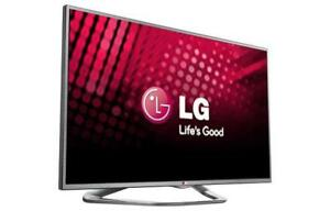 "LG 50"" LED 3D SMART TV *MINT CONDITION WITH WARRANTY*"