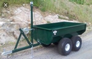 Looking for dump trailer