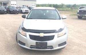 2011 Chevrolet Cruze LT Turbo w/1SA, PL,PW,AC,RADIO CERTIFIED