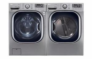 LG Steam-Washer & Dryer Sale!  $1599/Set! w/ Warranty!