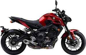 2017 Yamaha FZ09AHR- FO - **No Payments For 1 Year