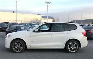 "2014 BMW X3 M-Package*Navigation*Toit Pano*Roues 19""*$85/Sem."