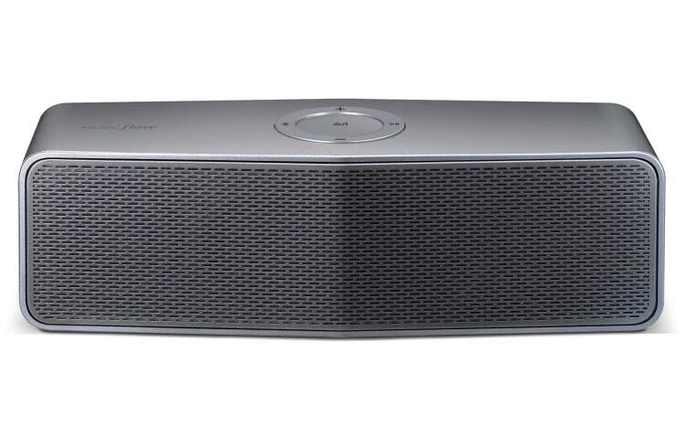 LG P7 Bluetooth portable speaker
