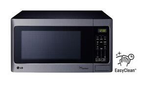 LG Tabletop Microwave