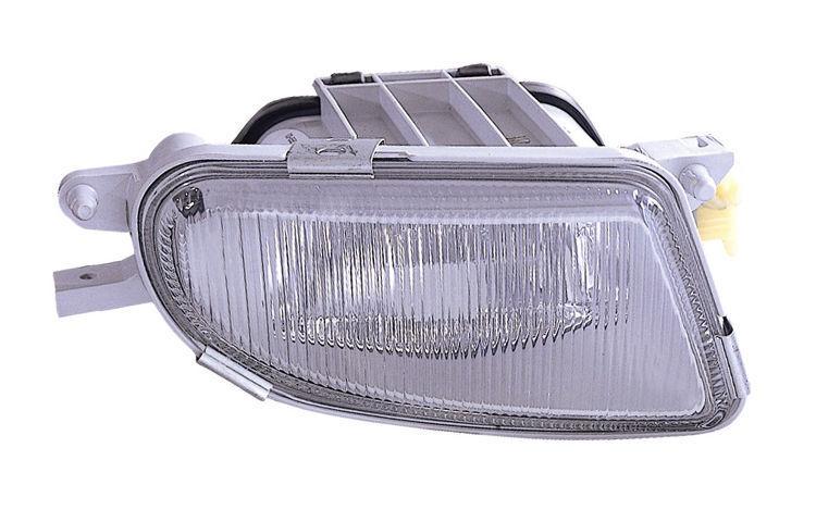 APA Mercedes-Benz Replacement Left Headlight Frame