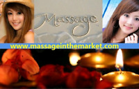New Massage in the Market downtown