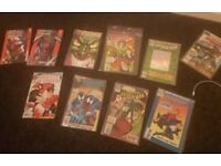 The Amazing Spiderman Comic Book collection