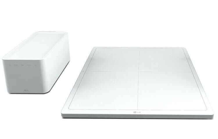 "Brand New LG Wireless 14""x17"" Cesium Digital DR X-Ray Detector Panel System"