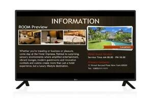 LG 65LY540S 65-Class  SuperSign Digital Signage Display/TV, 300 cd/m2, 120 Hz (Factory refurbished)