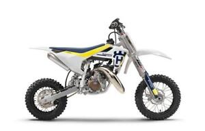 2017 Husqvarna TC 50 Mini Motocross