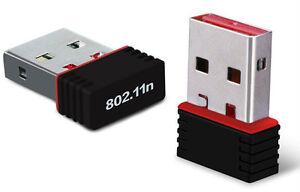MINI 150M USB Wifi Wireless Adapter USB 2.0 Adapters High Speed