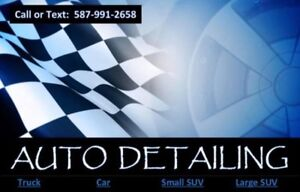 Power polish and auto detailing