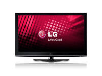 LG 50 inch plasma tv with Freeview