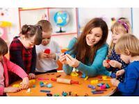 Private Nursery (£100 weekly) pt