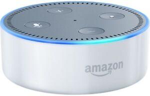 BNIB Amazon echo dot 2nd gen White BRAND NEW Alexa