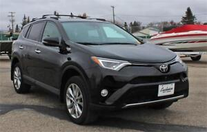 2016 Toyota RAV 4 LIMITED AWD