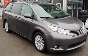 2011 Toyota Sienna XLE*BACKUP CAMERA*LEATHER*7PASS