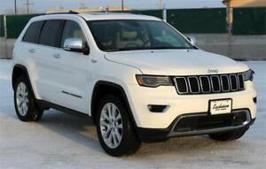 2017 Jeep Grand Cherokee Limited AWD