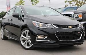 2017 Chevrolet Cruze Premier|RS Pkg|Bluetooth|Heated Seats|Remot