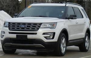 2016 Ford Explorer XLT (Leather, Navigation, Moonroof)