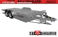 8.5' x 20' Aluminum Speed Loader Trailer London Ontario Preview