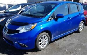 2015 Nissan Versa Note SR AUTOMATIQUE 8500 $