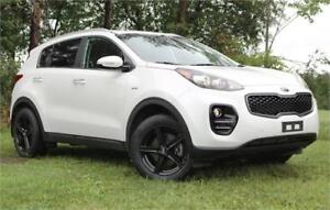 2017 Kia Sportage AWD|Heated Front Seats|Bluetooth|Backup Camera