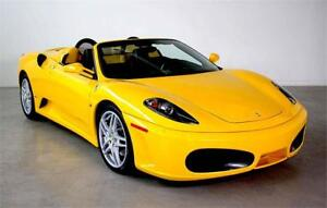2005 Ferrari 430 Spider *6 Speed Manual*