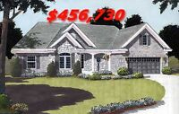 CUSTOM BOER HOMES BUILD ON 1.65 ACRE RURAL LOT CLOSE TO THE LAKE