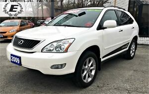 2009 LEXUS RX 350 | LOADED SUNROOF, LEATHER & NAVIGATION