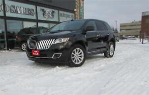 2011 Lincoln MKX ONE YEAR POWERTRAIN WARRANTY INCLUDED